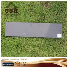 2015 new design wood polymer material wpc decking flooring with great price