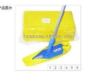 Disposable floor non-woven wiping rags/needle punch nonwoven cleaning wiping rags