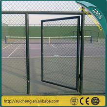Mostly Popular Used Chain Link Yard Gates Fence Gates (Factory)