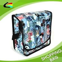 Graphic Prints Lamination polypropylene Messenger Bag