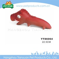 Eco-friendly natural rubber pig dog toys