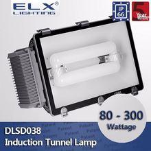 ELX Lighting induction tunnel light high brightness coal miners light