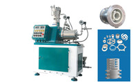 Dyno sand mill machine for high-viscosity material