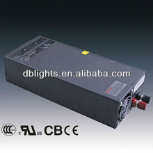 LED lighting 12V/24V 1000W transformer