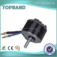 lower power consumption out runner dc motor for dronie