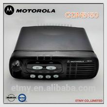 Motorola car radio CDM5150 25W uhf 403-470Mhz transceiver