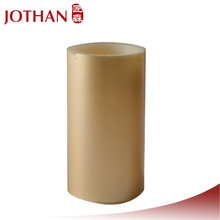 Gold colour,14.9H,home and holiday decoration,led candle.