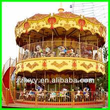 Cavalo do carrossel music box para venda