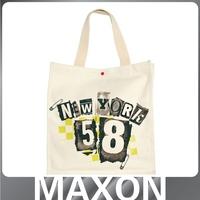 NEW MAXON design canvas travel shoulder bag for men,round canvas bag,eco city name canvas tote bag