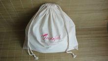 2014 Custom Dust Bag Covers For Handbag,fabric handbag dust bags,custom printed drawstring shoe bags