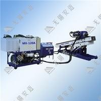 Hydraulic Boring Machine, Easy Operation Rig MX-120A