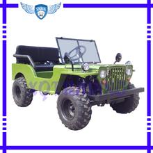 150cc jeep con ammortizzatore