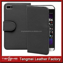 Cover Protective mobile phone case for blackberry z30 Book phone Case Cover