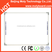 "Your Best Choice 100"" MolyBoard electromagnetic/electronic/interactive/touch screen white board"