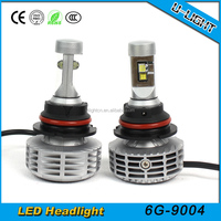 U-Light newest all in one led headlight conversion kit 9004 high low beam 3000lm 28w led headlight kit for car motor jeep headli