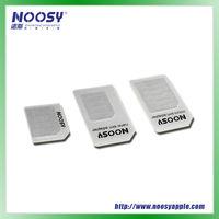 2015 NOOSY Nano SIM card adapter