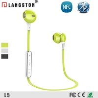 New Design A2DP Wired Sports Bluetooth Headset