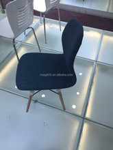 Promotional Comfortable Uphostered Chair Restaurant In China(FOH-XM90-217)