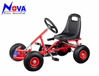2013 Hot model Kids Go-carts/ Pedal car with hand break
