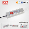 Steady waterproof led driver 100W 36V 2.7a power supply / 100w meanwell new design power supply