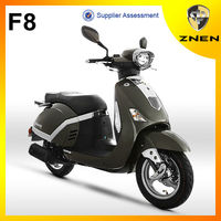 2015 ZNEN MOTOR -- F8 Classical Gas Scooter 50CC Vespa Scooter Motorcycle Bikes
