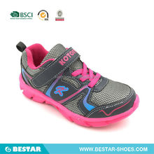 Global Selling Breathable Sports Shoes Kids Running Shoes