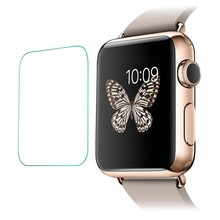 2015 new models Japanese material high clear screen protector for Apple Watch