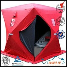 Canada/Ireland/Kroea Style High Quality Ripstop ICE FINSHING TENT for Cold weather