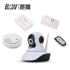 2015 remote controller equip with Security system IP camera for smart home life
