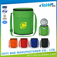 Utility tote bags for cooler bags with food lunch box