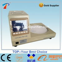 High voltage dielectric strength liquid oil kinematic viscosity test equipment/ analyzer