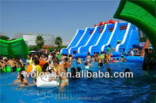 Large Amusement Park Inflatable Water Slide for sale !!!