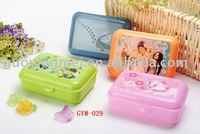 plastic lunch box food container for kids,school lunch boxes (walmart audited factory)