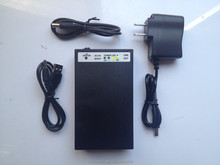 Super Rechargeable li-ion Battery Pack for Led Strips Christmas Lights 12V 6500mAh/5v 15000mah with power indicator