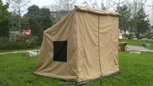 Offoroad outdoor camping canvas 30 second tent for family camping