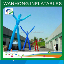 Top quality hot sale inflatable air/sky dancer for promotion