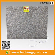 BEST SELL GRANITE HEATING PLATES FOR BEDROOM 400W CE 80*50cm