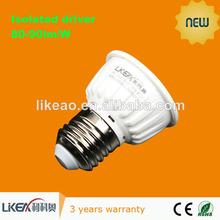 china fabricante de ahorro de energía 3w r7s e27 a