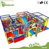 Indoor china wholesale plastic used indoor playground equipmment