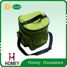 China Manufacturer High Quality Good Prices Reusable Dual Compartments Lunch Bag