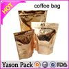 Yason drip and instant coffee packing good printing coffee valve pouch manufacturer