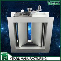 hvac system air control volume damper