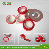 good quality acrylic heat resistant double sided foam adhesive tape