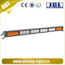 JGL hot! waterproof led working light bar with straight black housing, cree T6 10W headlight bar RoHS
