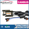 New Arrival DSP% and Smart Canbus IC Chip AC DC 35W 55W Canbus Xenon HID Ballast 35W 23KV