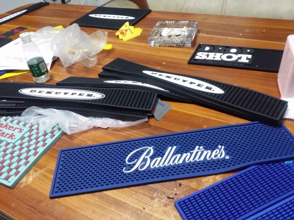 Factory Direct Supply Ballantine S Pvc Bar Mat Beer Mat