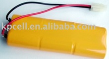 7.2 V AA/AAA/D/C size 6-cell Nimh battery