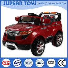 Factory sale and good quality electric ride on jeep car