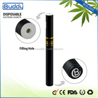 China Manufactory e-cigarette Wholesale price disposable cigarette 0.8ml Tank BUD atomizer