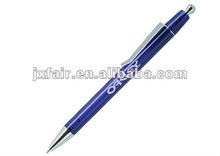 signature plastic pen plastic products color plastic pen /ballpoint pen